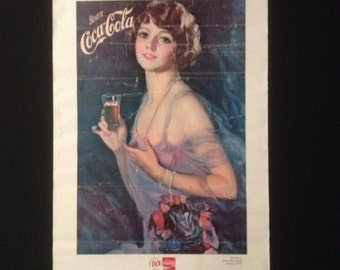 Coca Cola poster 1977