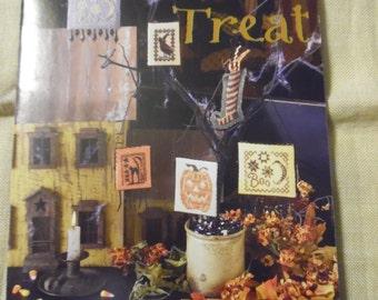 Trix or Treat Pattern Book by Blackbird Designs