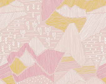 Olympus Pink - Lore by Cloud9 Fabrics Cotton Fabric Fat Quarter