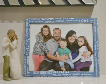 Picture Frame Covering for Every Taste - Design Your Own Picture Frame