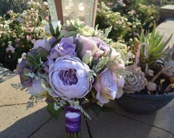 Bridal Bouquet, Brides Bouquet, Wedding Bouquet, Wedding Flowers, Wedding Decor, Brides Bouquets,  Peony & Hydrangea Bouquet, Garden Bouquet