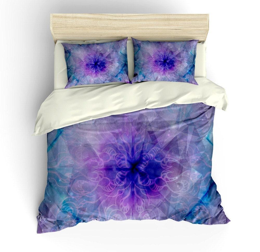 boho chic bedding duvet cover set bohemian sky twin full. Black Bedroom Furniture Sets. Home Design Ideas