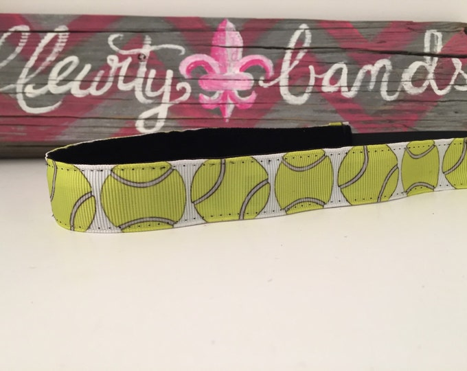 Nonslip Headband Tennis Balls