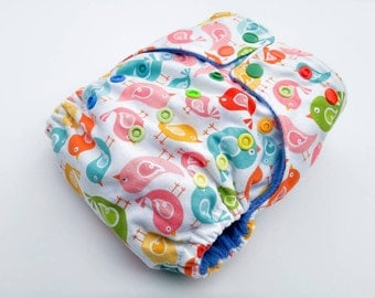 One Size Diaper ~ Cloth diaper ~ Diaper Cover ~ Best Cloth Diapers ~ Baby Cloth Diapers ~ One Size Pocket Cloth Diapers ~ Reusable Diaper