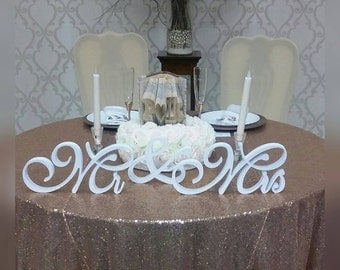 DIY Mr and Mrs Sign, Mr & Mrs, Wedding Sign, Wedding Signs, DIY,  Thank You Sign, DIY Wedding Numbers, Absolute Best Prices