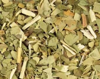 Yerba Mate Leaf, Green - Certified Organic