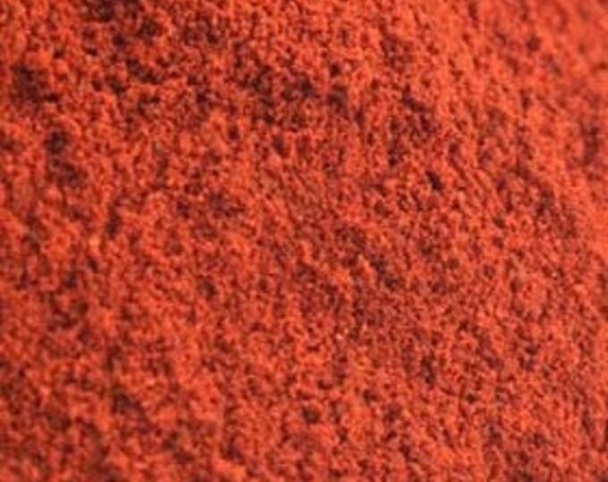 Annatto (Achiote) Seed Powder - Certified Organic