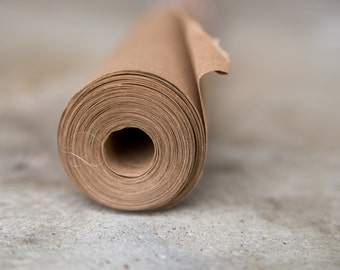 Gift Wrapping Paper | 8 Ft | Brown Kraft Paper Roll | Kraft Paper Placemats|