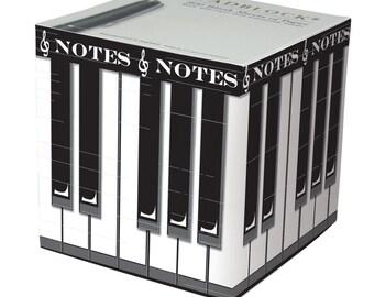 Piano Keys 800 Paper Cube (410582)