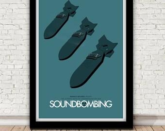 Rawkus Records Present SOUNBOMBING poster