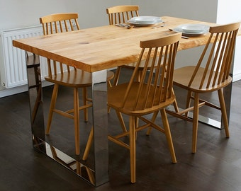 Table, dining table, office desk, Ash Loft