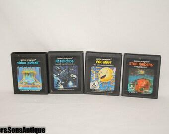 Atari Game lot!!
