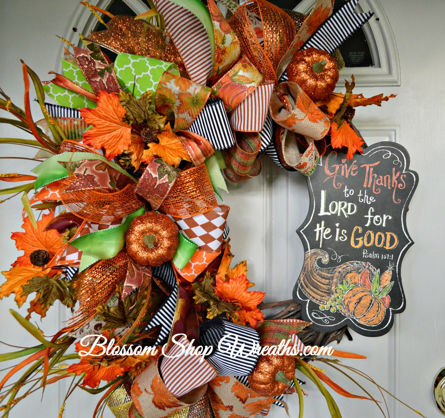 Wreath Sale Thanksgiving Wreath Grapevine By