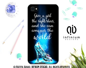 Give A Girl The Right Shoes, Case For iPhone 7, 7 Plus, iPhone 6S, iPhone SE, iPod Touch 6, iPhone 6 Plus, iPhone 5S & iPhone 5C Case