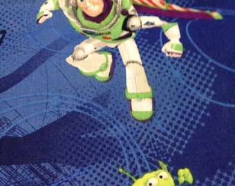 Buzz Lightyear and Alien Toys Library Bag, Swim Bag, etc