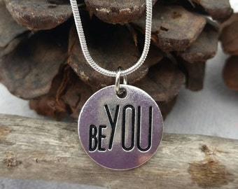 Be You Charm Necklace