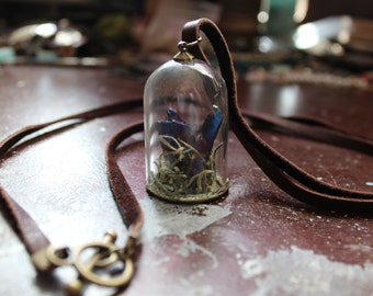 Crystal Dome Necklace