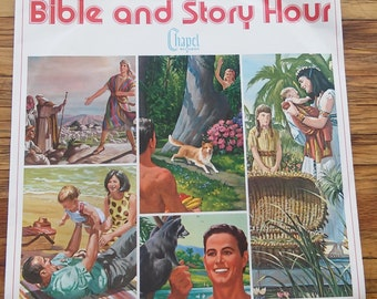 Complete Set of 50: Bible and Story Hour Records from Chapel Records