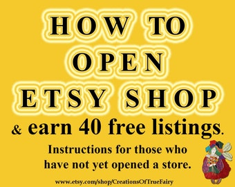 How to open Etsy shop Step by step tutorial how to open Etsy store Start selling on Etsy Guide newbie Starting selling Ihappywhenyouhappy
