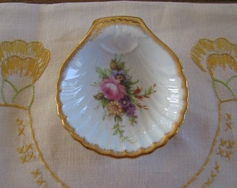 Foley Bone China Trinket Dish, Vintage