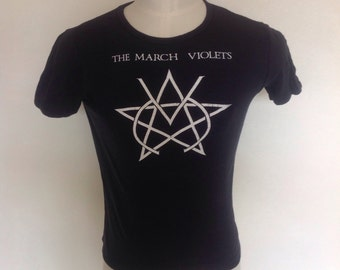Vintage march violets original 1980s T-Shirt.