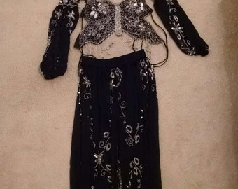 Belly Dancing Outfit