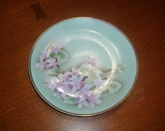 Vintage welma  decorative plate made in Germany