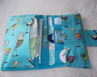 Diaper bag diaper bag bird