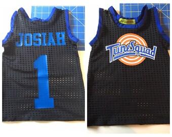 Custom kids screen print jersey