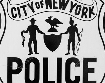 Black and White, New York City Photography, NYPD, Fine Art Photography, NYC Pictures, Lower Manhattan