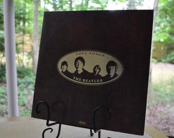 Beatles Love Songs 1977 Early Pressing