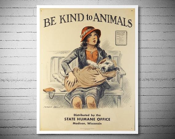 Animals rights speech