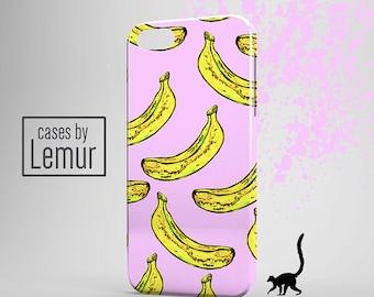BANANA Iphone Case Gift For Her Gift For Women Womens Gift For Coworker Gift For Teacher Personalized Womens Gift Printable Women Gift