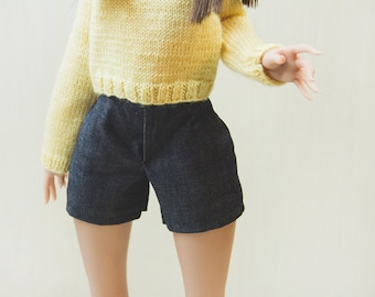 BJD clothes SD Lillycat shorts - lillycat clothes