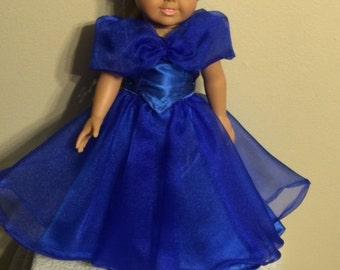 Cinderella Doll Dress