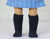"""Knee High Socks, to fit like American Girl Doll clothes, 18"""" Doll Accessories"""