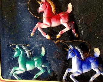 Breyer Collectible Unicorn Mystical Ornaments
