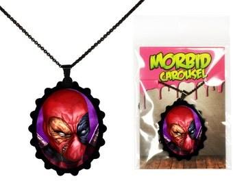 Deadpool Marvel Necklace