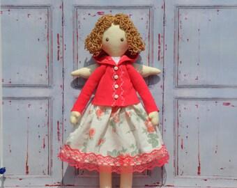 Textile doll, Tilda doll