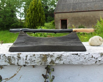 Fairythorn Wand on Bog Oak Stand