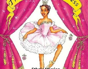Personalized children's books! (Ethnic version) Black history month,Afican-American custom book, Ethric book for girls,Black Girls Book