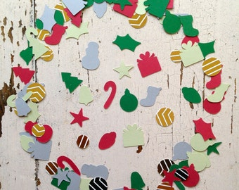 Christmas / Holiday Confetti (100ct)