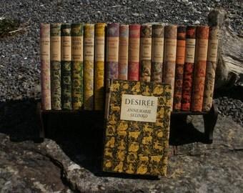 Désirée - Annemarie Selinko - vintage book - 1954 hardback edition with dustjacket
