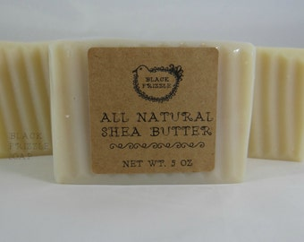 All Natural Shea Butter soap