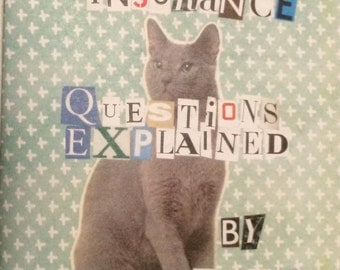 Health Insurance Questions Explained With Cats