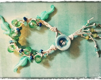 "awesome bracelet ""mermaid's dream"""
