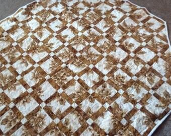 Hexagon tablecloth