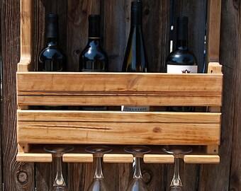 Pallet Wine Rack PWR004