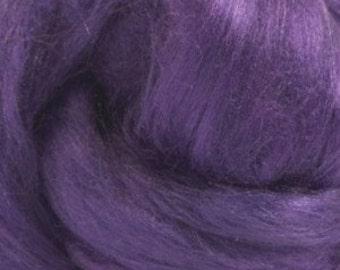 Tussah Silk Tops, Violet, 30 grams (1.06 oz)