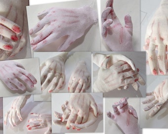 SM All About Hands  - Tutorial by Sharon Mitchell